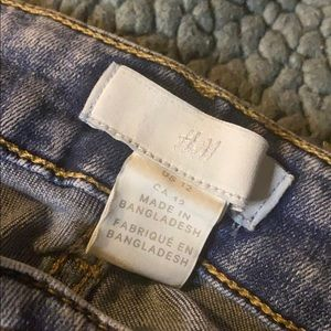 H&M Size 12 Jeans